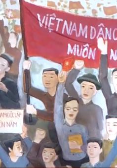 Dấu ấn cách mạng tháng 8 qua hiện vật lịch sử