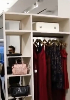Mỹ: Nhiều cửa hàng đi theo xu hướng cho thuê lại quần áo