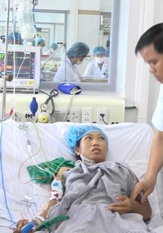 (Cập nhật) Sức khỏe bệnh nhân gặp sự cố chạy thận tại Nghệ An