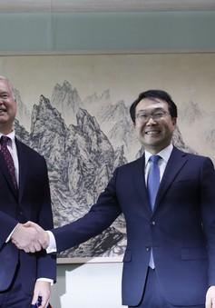 Mỹ - Hàn Quốc thảo luận về đàm phán hạt nhân với Triều Tiên