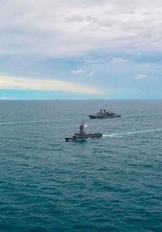 ASEAN - Mỹ ấn định thời điểm tập trận hải quân chung đầu tiên ở Thái Lan