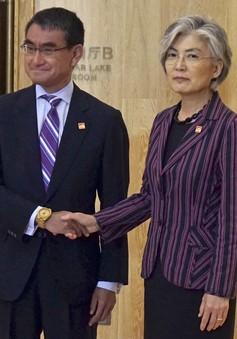 Nhật Bản - Hàn Quốc nhất trí đối thoại giải quyết bất đồng lịch sử