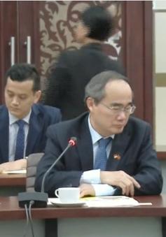Bí thư Thành ủy TP.HCM Nguyễn Thiện Nhân bắt đầu thăm chính thức Indonesia