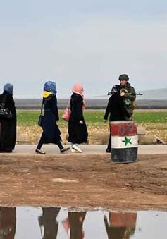 Quân đội Syria mở hành lang nhân đạo ở Idlib