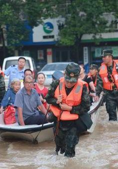 Lũ lụt nghiêm trọng tại Đông Bắc Trung Quốc