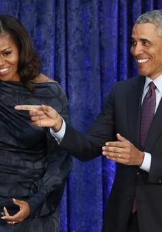 Ra mắt bộ phim đầu tay của vợ chồng cựu Tổng thống Mỹ Obama