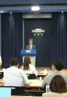 Hàn Quốc chia sẻ thông tin tình báo qua cơ chế ba bên