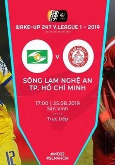 Sông Lam Nghệ An 1-2 CLB TP Hồ Chí Minh: Chiến thắng kịch tính