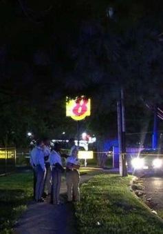 Mỹ: Nổ súng trong tiệc sinh nhật bé 2 tuổi, 7 người lớn bị bắn