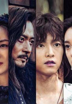 """""""Arthdal Chronicles"""" của Song Joong Ki tung poster phần 3"""