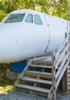 """Căn hộ """"máy bay"""" với giá thuê 100 USD/đêm"""