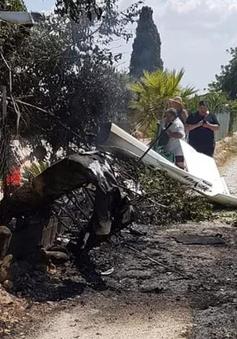 Va chạm trực thăng và máy bay hạng nhẹ, 7 người thiệt mạng