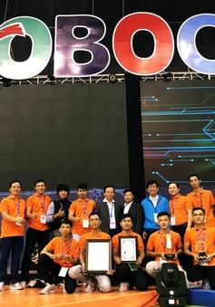 Đội tuyển Việt Nam đã chinh phục ABU Robocon 2019 như thế nào?