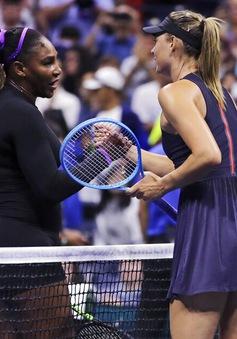 "Mỹ mở rộng 2019: Serena Williams ""thổi bay"" Maria Sharapova"