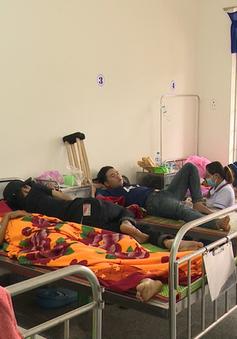 Phú Yên: Số ca mắc sốt xuất huyết tăng 5,6 lần