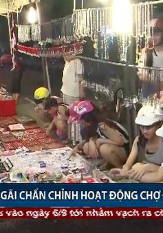 Quảng Ngãi chấn chỉnh hoạt động chợ đêm sông Trà