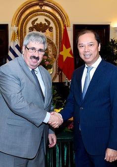 Tham khảo chính trị cấp Thứ trưởng Ngoại giao lần thứ III giữa Việt Nam và Uruguay
