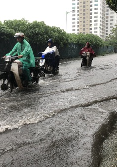 Nội đô Hà Nội cơ bản không còn ngập nước