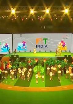 Thủ tướng Ấn Độ phát động phong trào tập thể dục