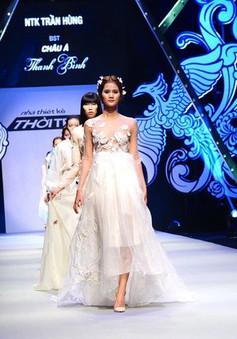 NTK Trần Hùng mang thời trang Việt lên sàn diễn London Fashion Week 2019