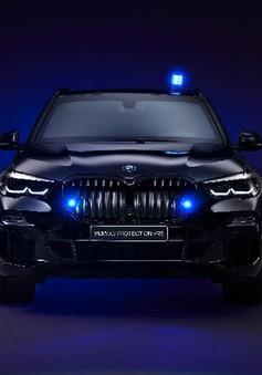 Ra mắt BMW X5 chống đạn dành cho VIP