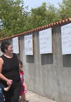 Pháp ghi nhận nhiều trường hợp trẻ nhiễm Asen từ thị trấn khai khoáng cũ