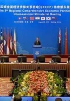 Vòng đàm phán mới Hiệp định RCEP
