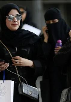 Phụ nữ Saudi Arabia được tự chủ hơn trong cuộc sống