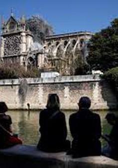 Pháp hạ cảnh báo nhiễm chì quanh khu vực Nhà thờ Đức bà Paris