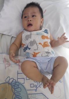 Bệnh nhi tim bẩm sinh 8 tháng tuổi nguy kịch vì không có tiền phẫu thuật