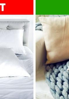 Tuyệt chiêu trong phòng ngủ cực kỳ đơn giản khiến bạn ngon giấc