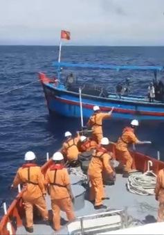 Lưu ý khi tàu gặp nạn trên biển