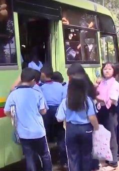 TP.HCM rà soát việc đưa đón học sinh