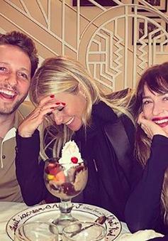 Gwyneth Paltrow mê bạn gái của chồng cũ