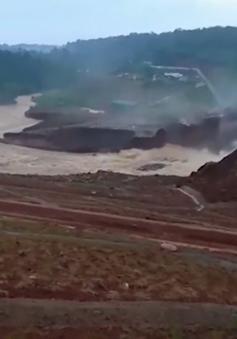 Di dân khẩn cấp vì nguy cơ vỡ đập thủy điện ở Đăk Nông