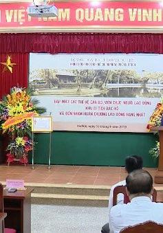 50 năm Khu di tích Chủ tịch Hồ Chí Minh
