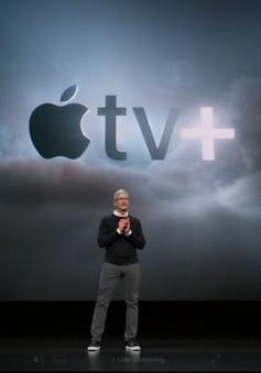 """Có giá rẻ như bèo, Apple TV+ quyết """"khô máu"""" cùng Netflix và Disney"""