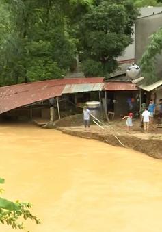 Hà Giang: Khẩn trương khắc phục hậu quả thiên tai