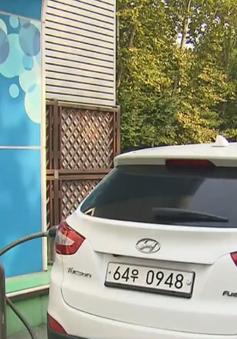 """Hàn Quốc đẩy mạnh sản xuất xe """"xanh"""""""