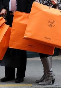 Thương hiệu thời trang xa xỉ Hermes vẫn ăn nên làm ra