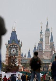 Disneyland Thượng Hải cấm sầu riêng