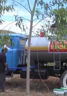 Hỗ trợ nước sạch miễn phí cho người dân miền núi