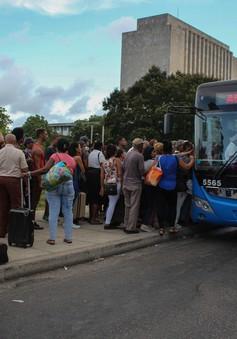Mỹ gia hạn cấm vận thương mại Cuba thêm 1 năm