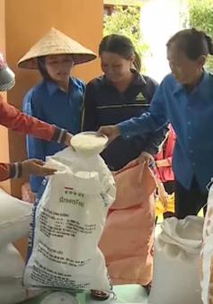 Xuất cấp gạo dự trữ quốc gia hỗ trợ người dân Quảng Bình