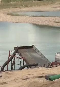 Quản lý khai thác cát, nơi siết chặt, nơi thả nổi