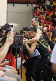 Tâm Đinh nhiều khả năng sẽ vắng mặt tại game 4 VBA Finals 2019
