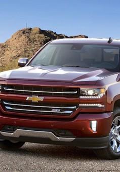 General Motors thu hồi gần 3,8 triệu xe ở Bắc Mỹ do vấn đề phanh