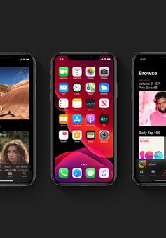 Phát hiện lỗ hổng iOS 13 cho phép truy cập danh bạ iPhone bị khóa