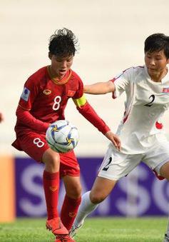 U16 nữ Việt Nam nhận thất bại nặng nề trước U16 nữ CHDCND Triều Tiên