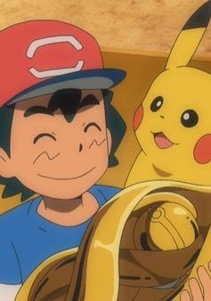 Ash Ketchum cuối cùng cũng đã giành chức vô địch Pokémon League
